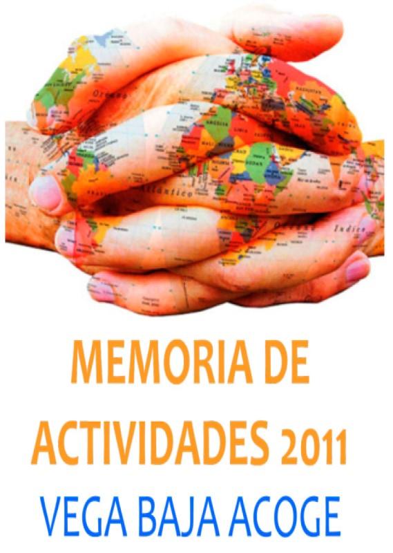 Memoria Actividades 2011